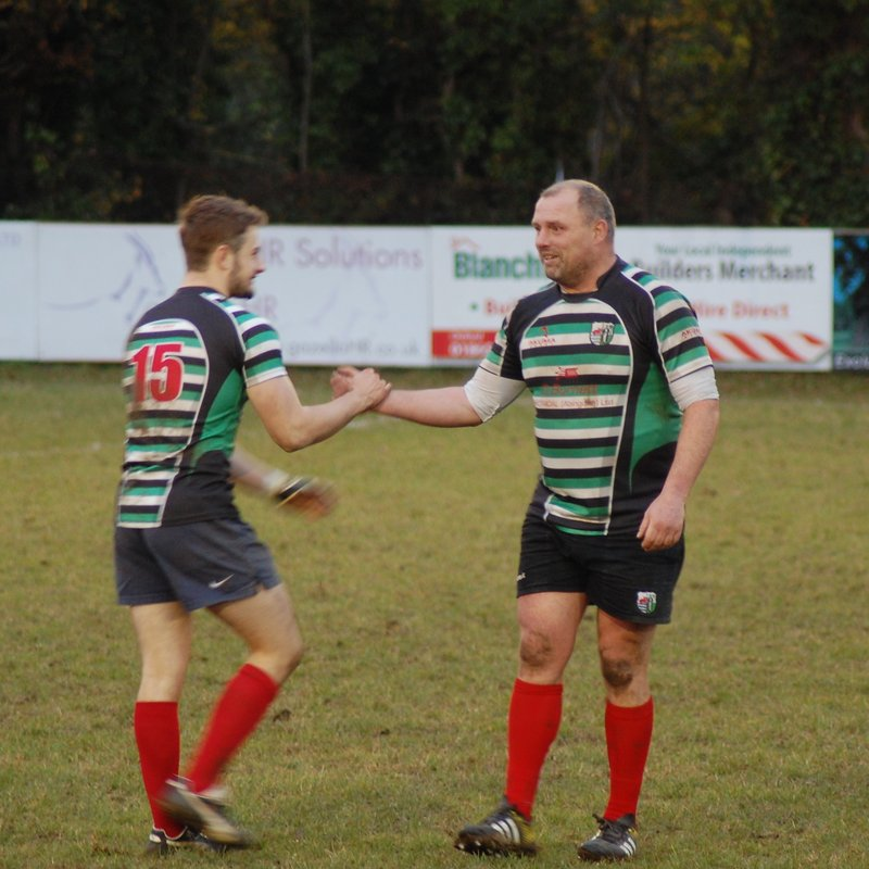 ORFC Fight Back but Suffer From 1st Half Lethagy