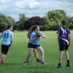 Korfball @ Oxford RUFC