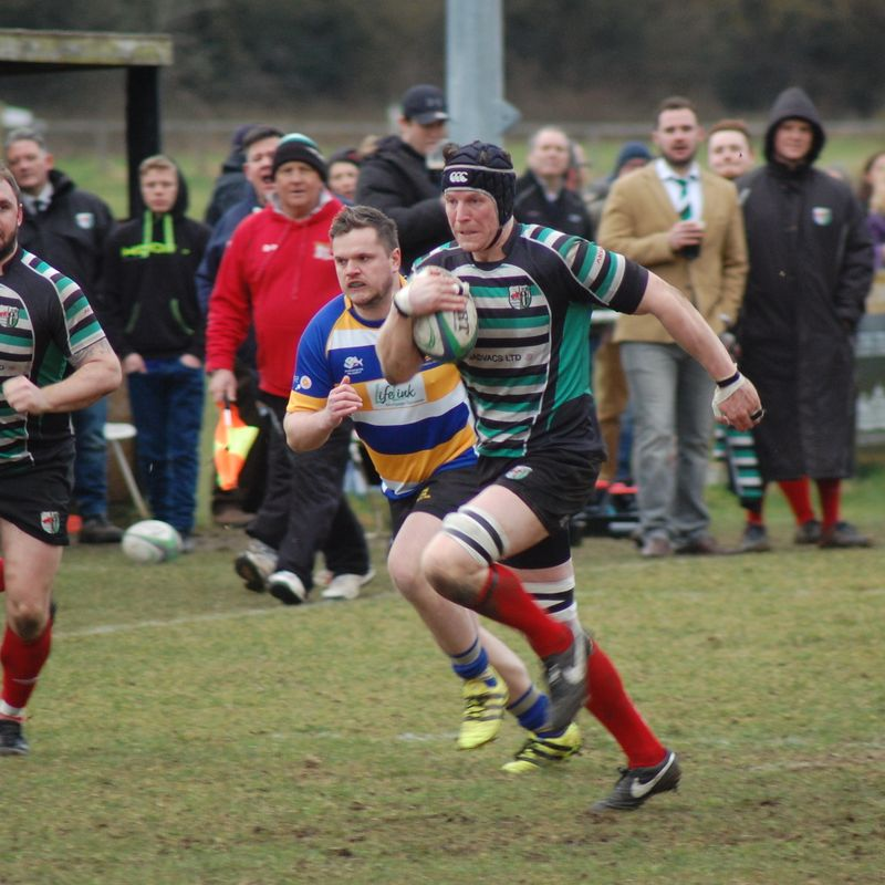ORFC 2018 - 19 Season 1st XV  Captain : Alex Kelly