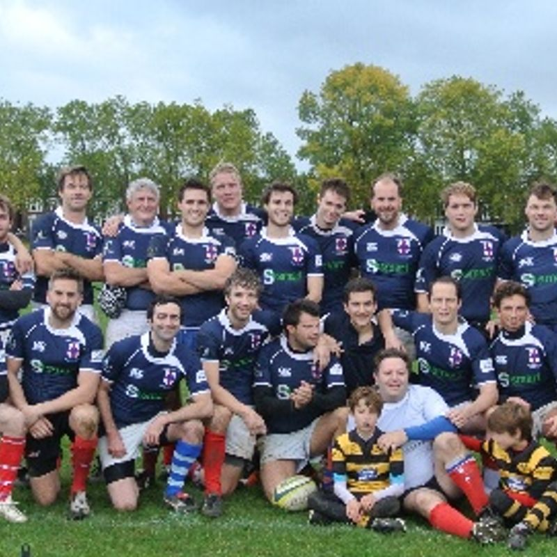 2nd team beat Feltham 19 - 22