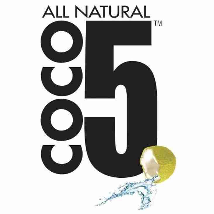 Coco5 - New Sponsor