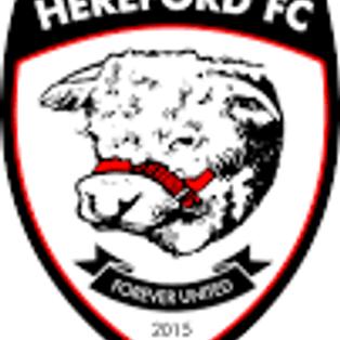 Mangotsfield Utd...0   Hereford FC...1