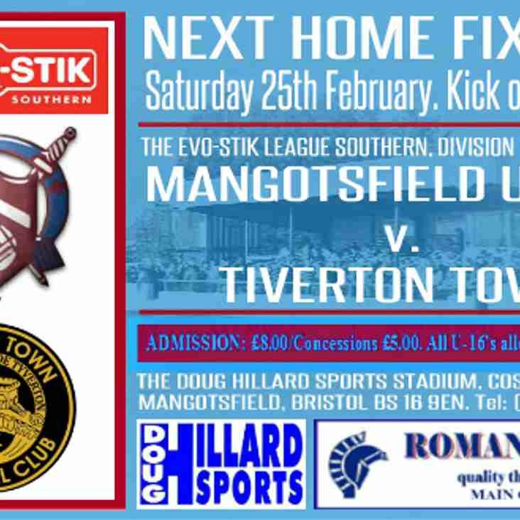 Tiverton Town Preview