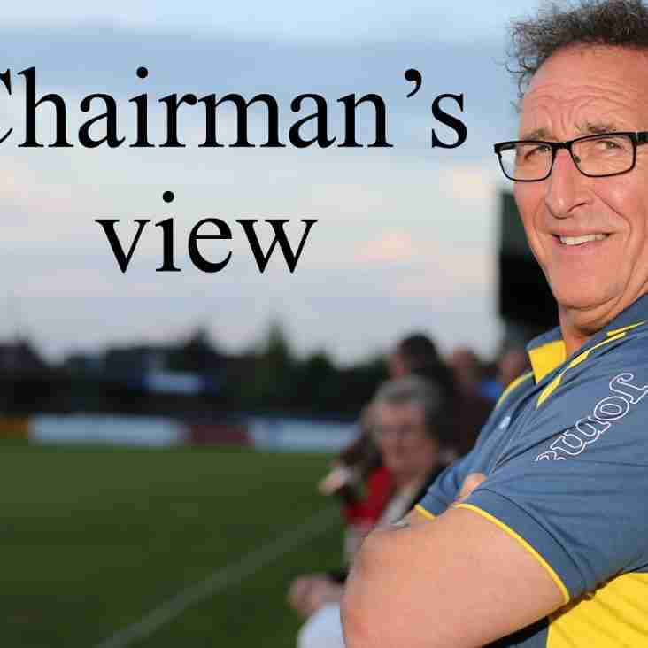 Chairman's View