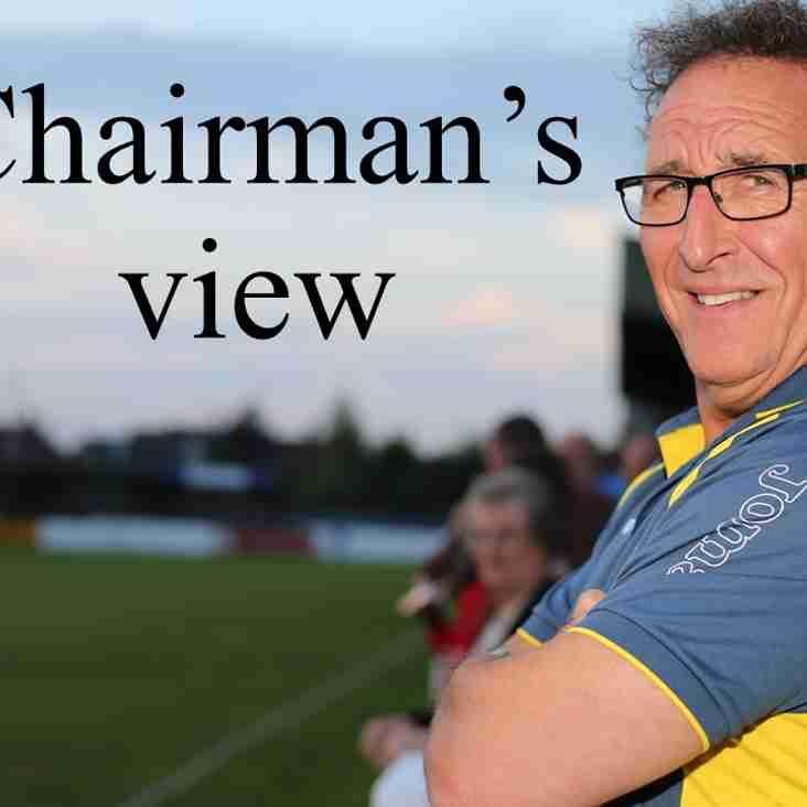 Chairman's View