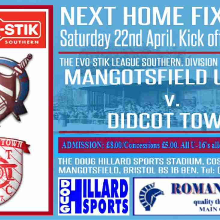 Didcot Town Preview