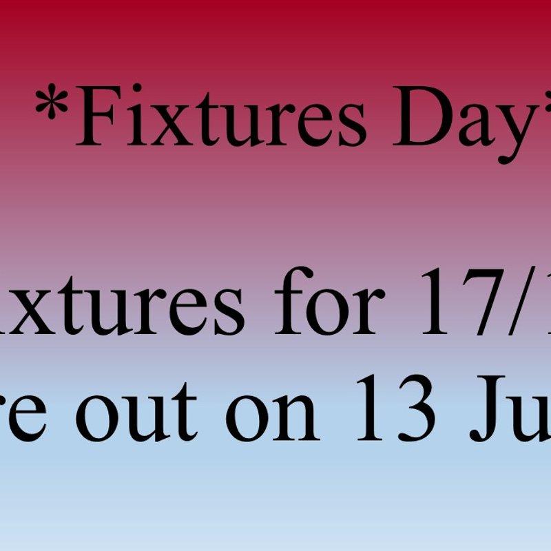Fixtures Day
