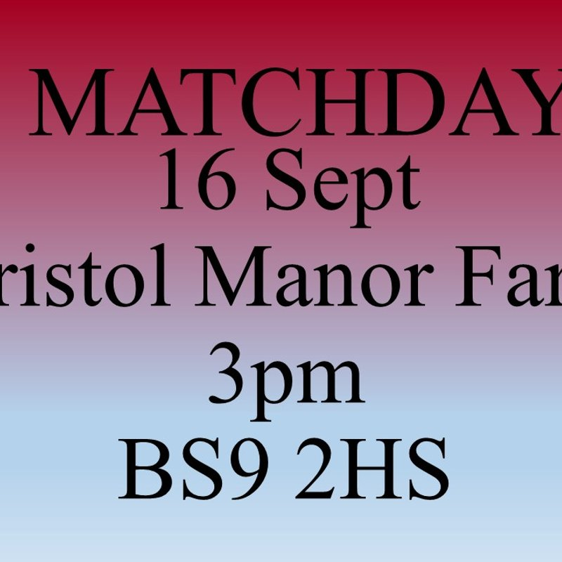 Bristol Manor Farm Preview
