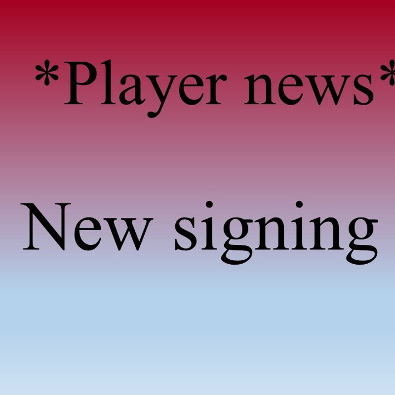 Defender signs for 'The Field'