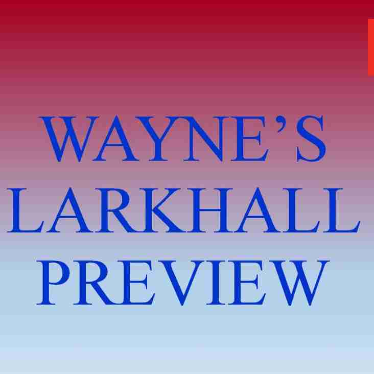 Larkhall Athletic Preview
