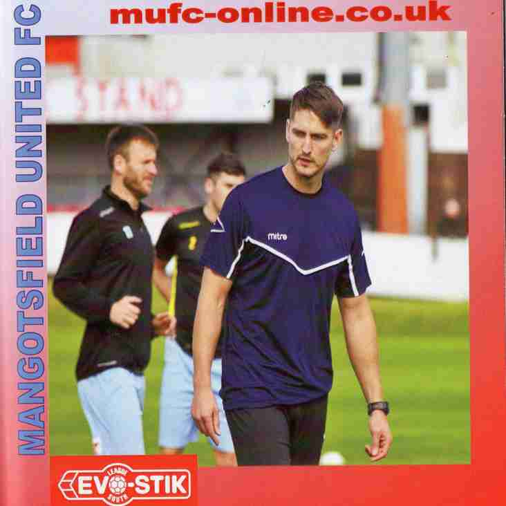 Matchday Programme online