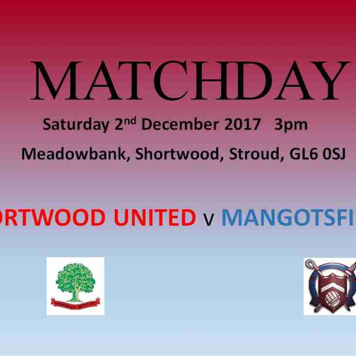 It's Matchday