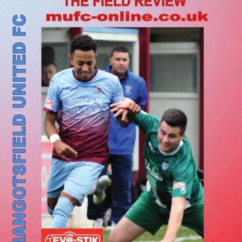 Matchday Programme online