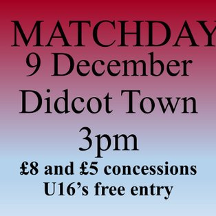 Mangotsfield United...2   Didcot Town...0