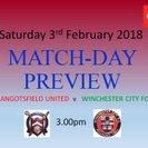 Mangotsfield United....1   Winchester City....1