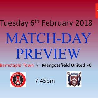 Barnstaple Town...1   Mangotsfield United...1