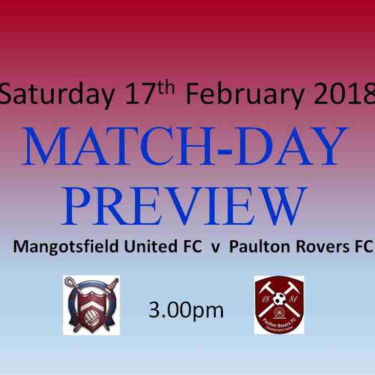Paulton Rovers Preview