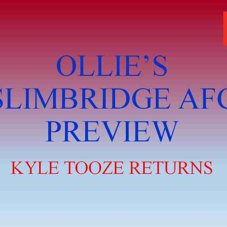 Kyle returns at Slimbridge