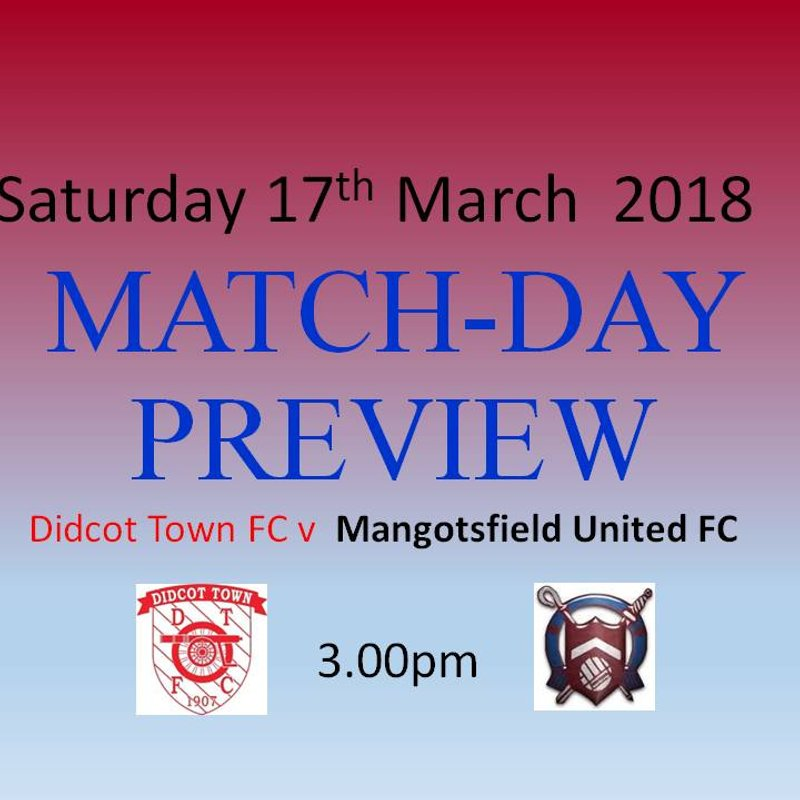 Matchday Preview