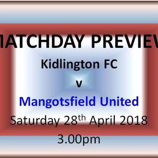 Kidlington...2   Mangotsfield United...2