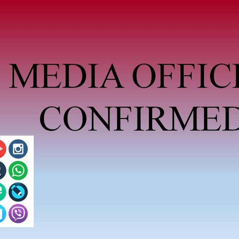 Media Officer Post