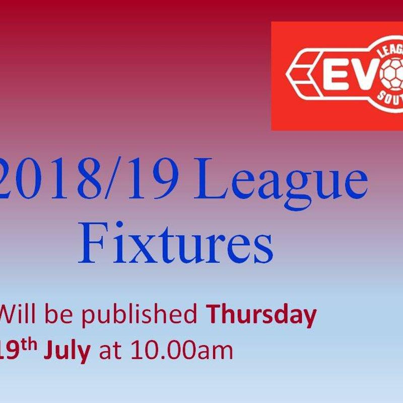 League Fixtues
