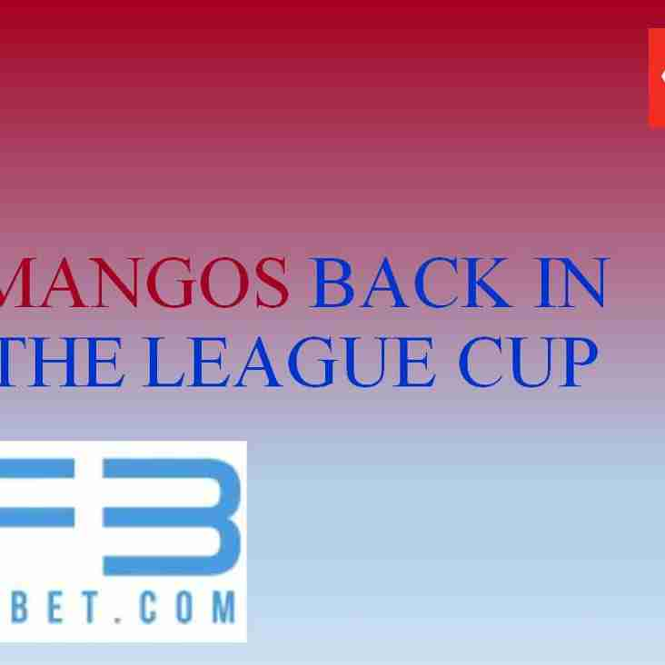 League Cup Changes