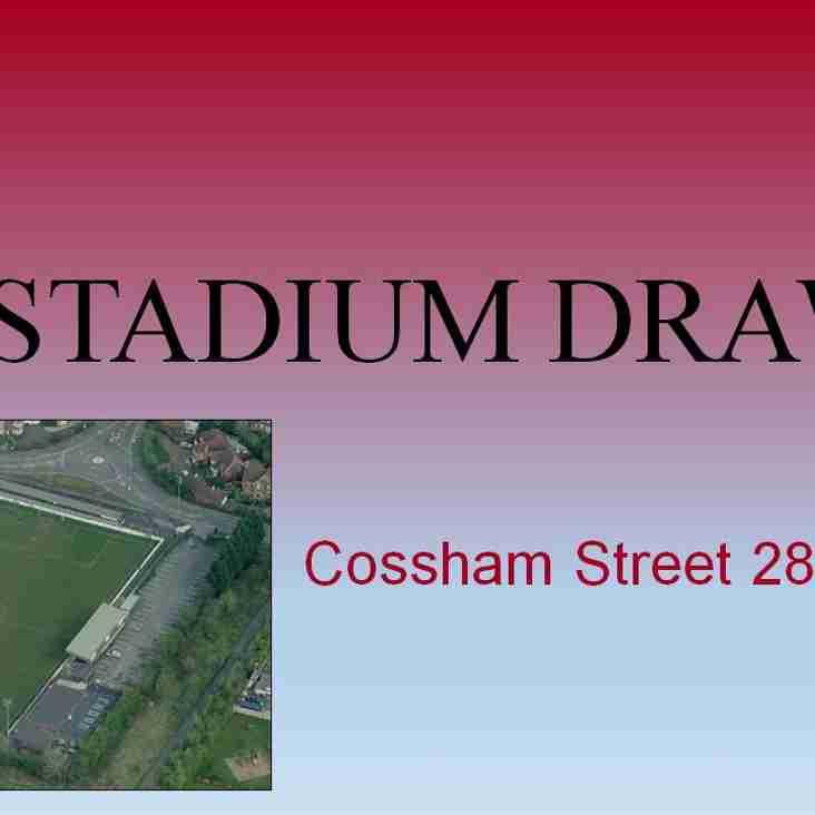Stadium Draw 2018/19