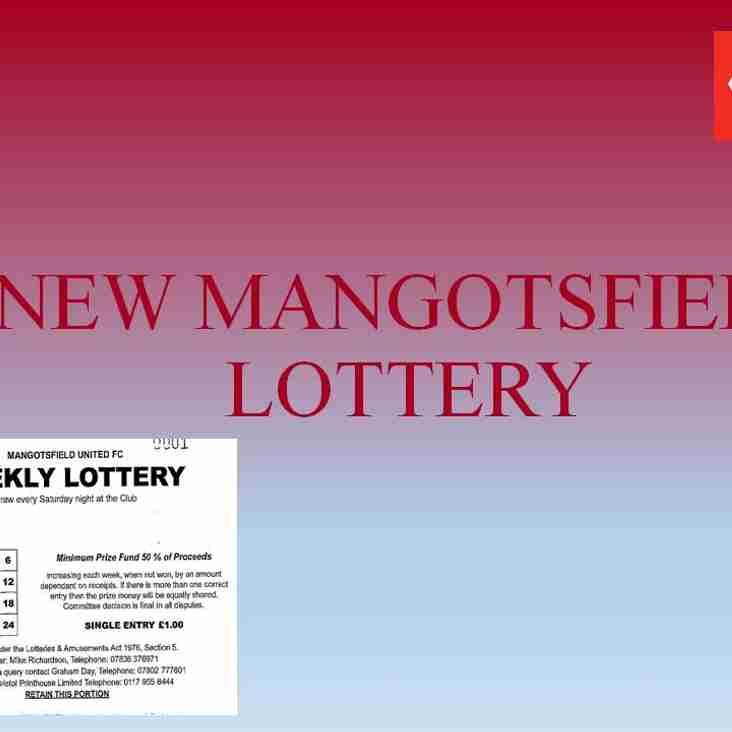 Mangotsfield United Lottery