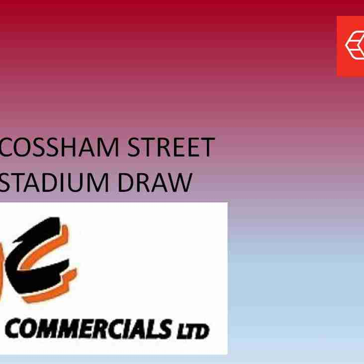 Stadium Naming Draw