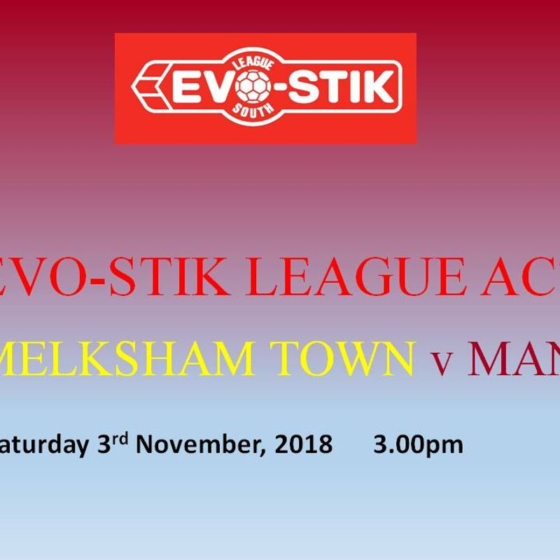 Melksham Town Preview