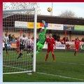 Bideford AFC...0   Mangotsfield Utd...0