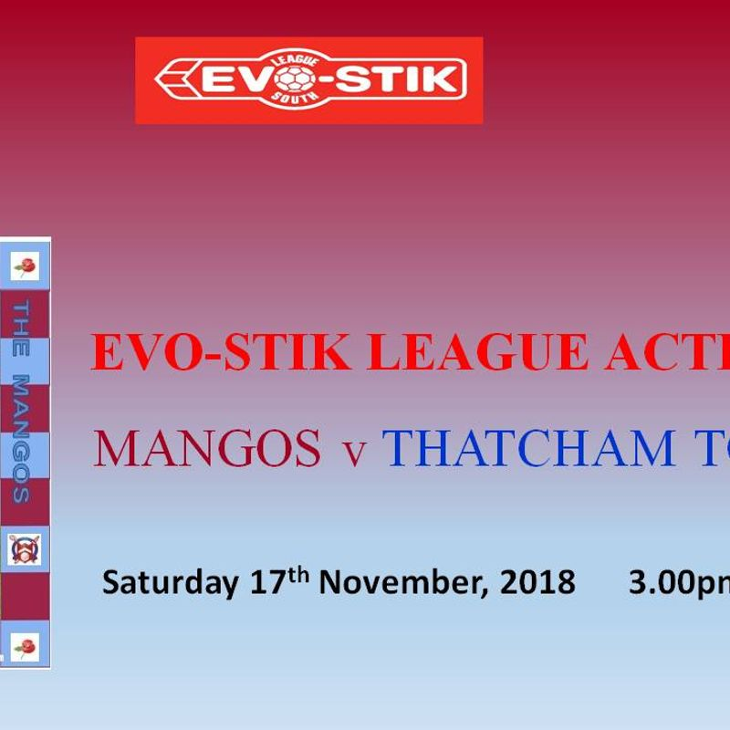 Thatcham Town Preview