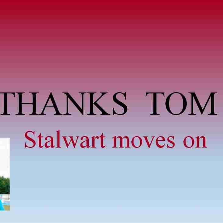 Tom Warren moves on
