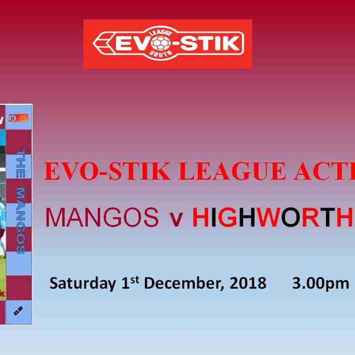 Highworth Town Preview