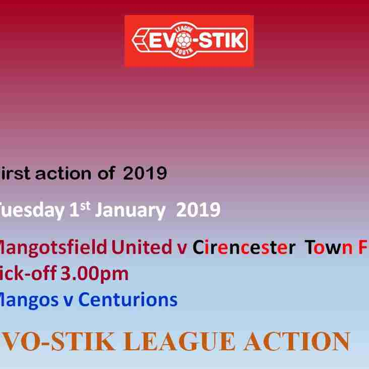 Cirencester Town Preview