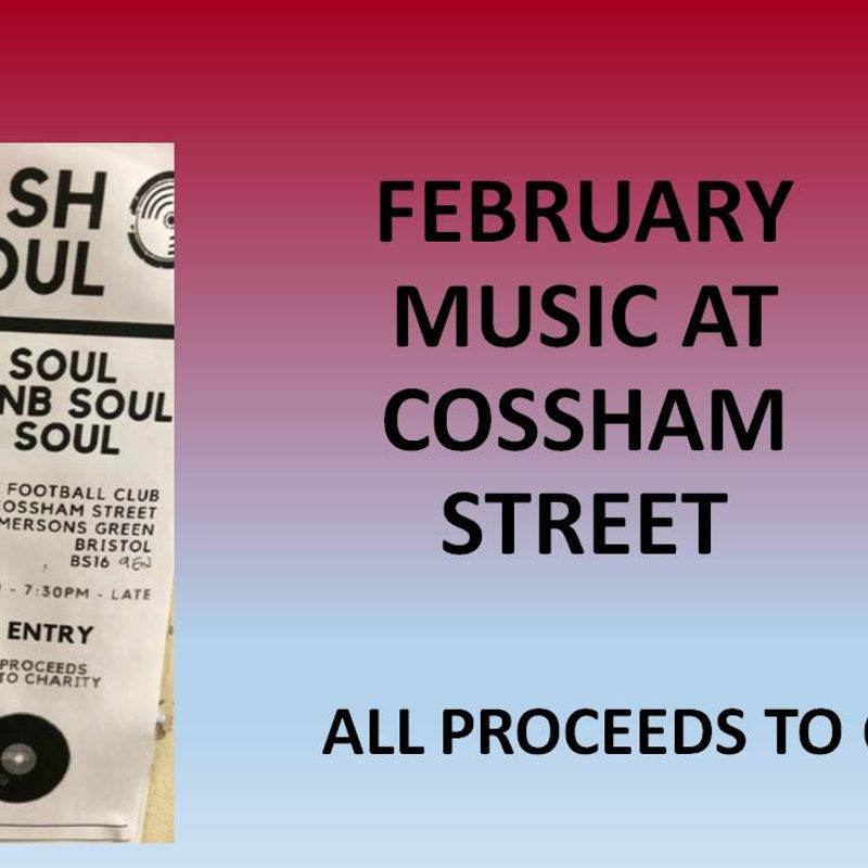 Music at Cossham Street