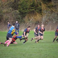 Scouts U16's win over ON's 15-12