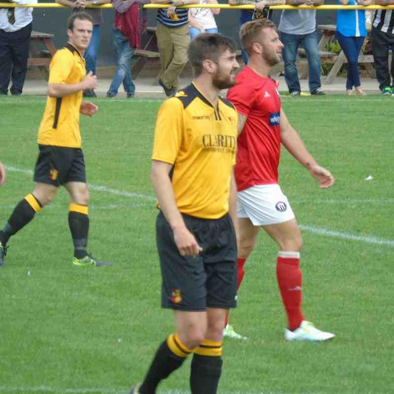 Alvechurch FC 1-1 Heanor Town FC