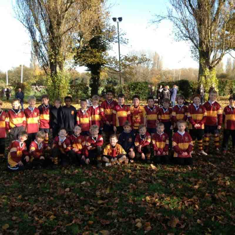 Team Photos...Under 9s