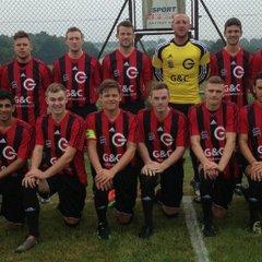 New 1st team kit 2013/14