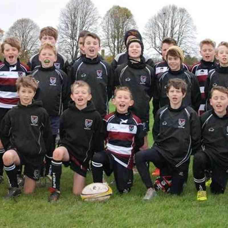 Taunton Tigers U11s - 2015/16
