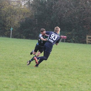 A tale of two halves with an excellent U15's come back.