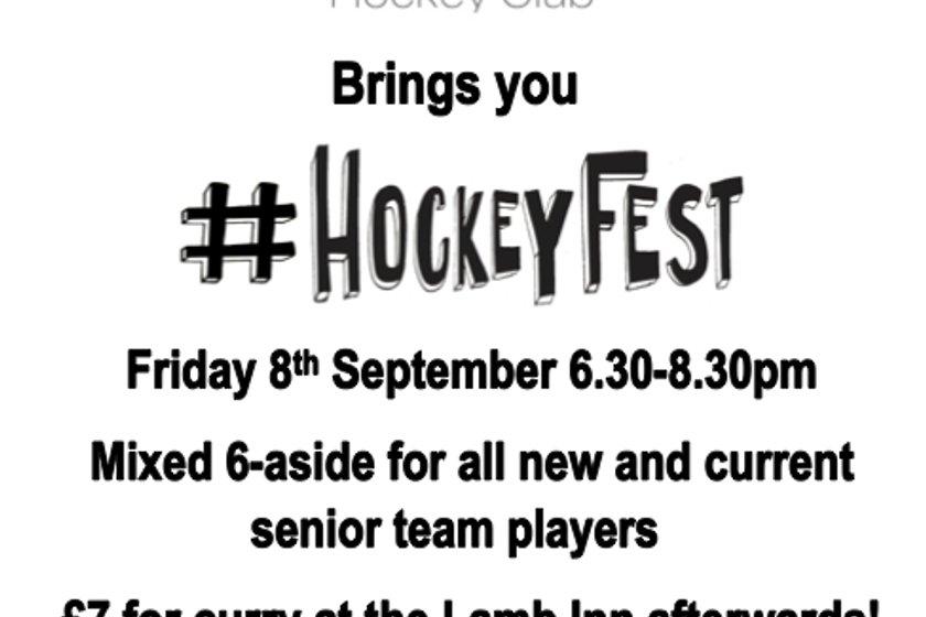 #Hockeyfest