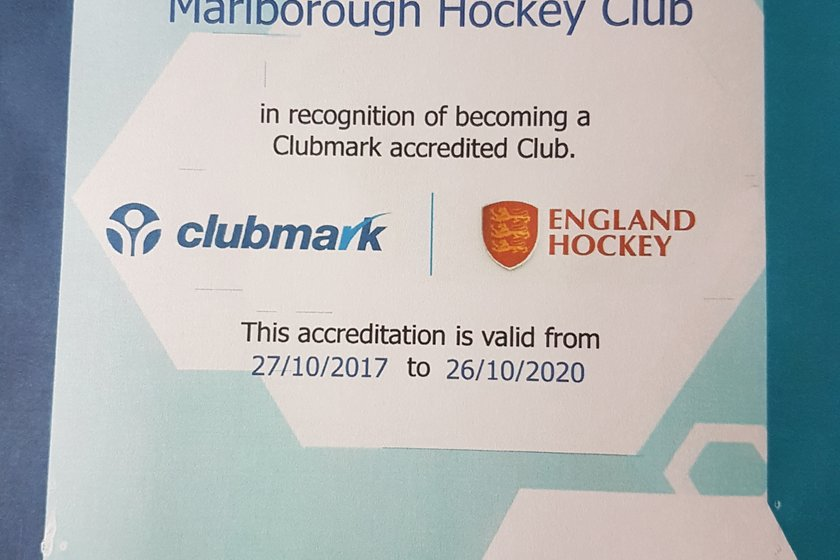 Clubmark Accreditation Achieved!