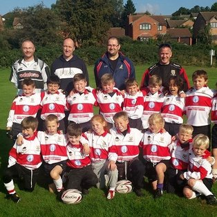 Old Scouts win in U9
