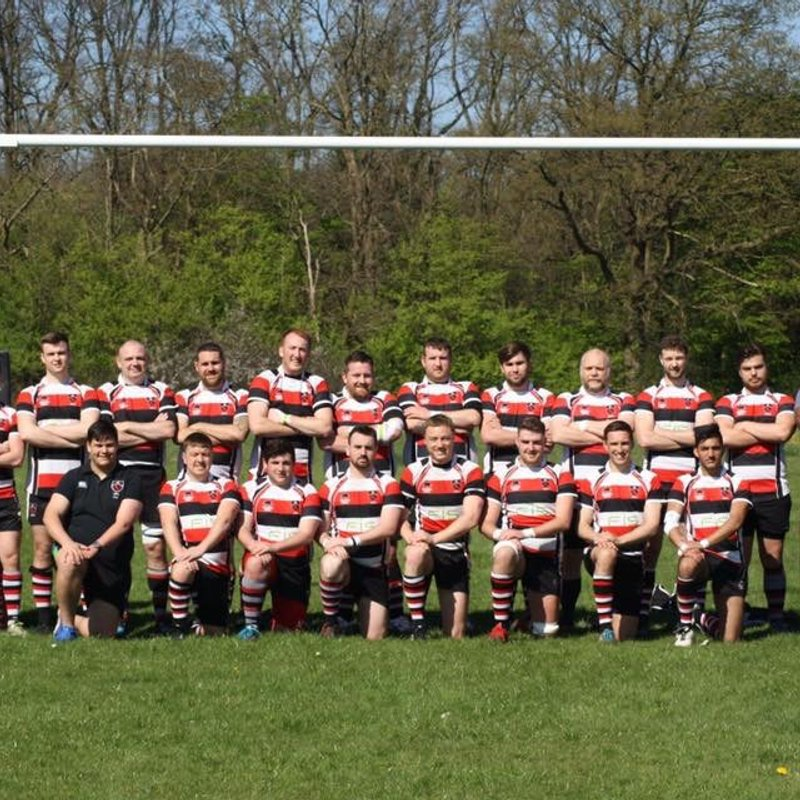 1st Team beat High Wycombe 2nd XV 60 - 17