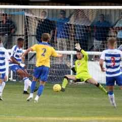 Enfield Town 0 Reading 4 - pre-season friendly