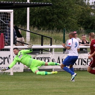 Enfield Town 1 Chelmsford City 3