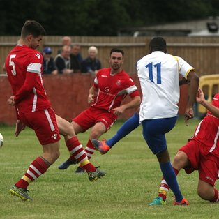Highgate United 0 Enfield Town 3